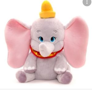 "Authentic Disney dumbo 13"" plush"